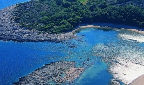 apartments mljet